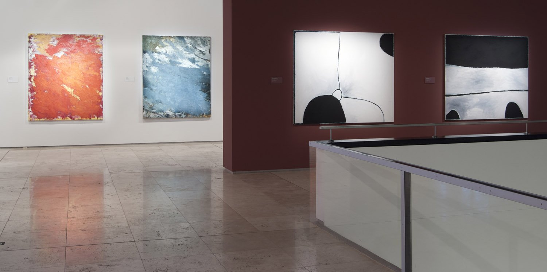 Aida Tomescu, Installation View 5, Laverty 2, Newcastle Art Gallery