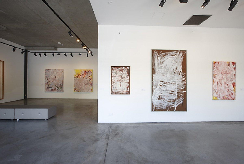 Aida Tomescu, Tuckson/Tomescu Exhibition, Liverpool St Gallery_17