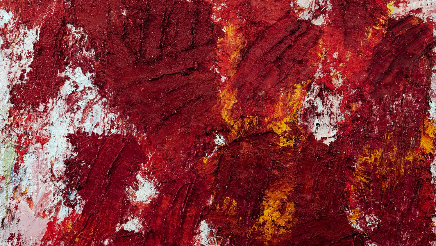 Aida Tomescu, In a carpet made of water, in a carpet made of earth (detail)