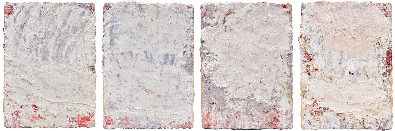 Aida Tomescu, In a carpet made of water II,III,IV,V