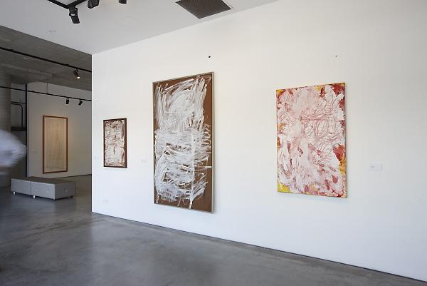 Aida Tomescu, Tuckson/Tomescu Exhibition, Liverpool St Gallery_19
